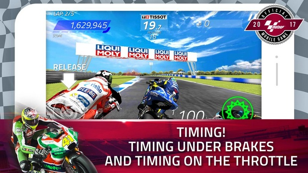 Motogp Racing 17 Championship Apk+Data New Update 2017 - About Teknologi