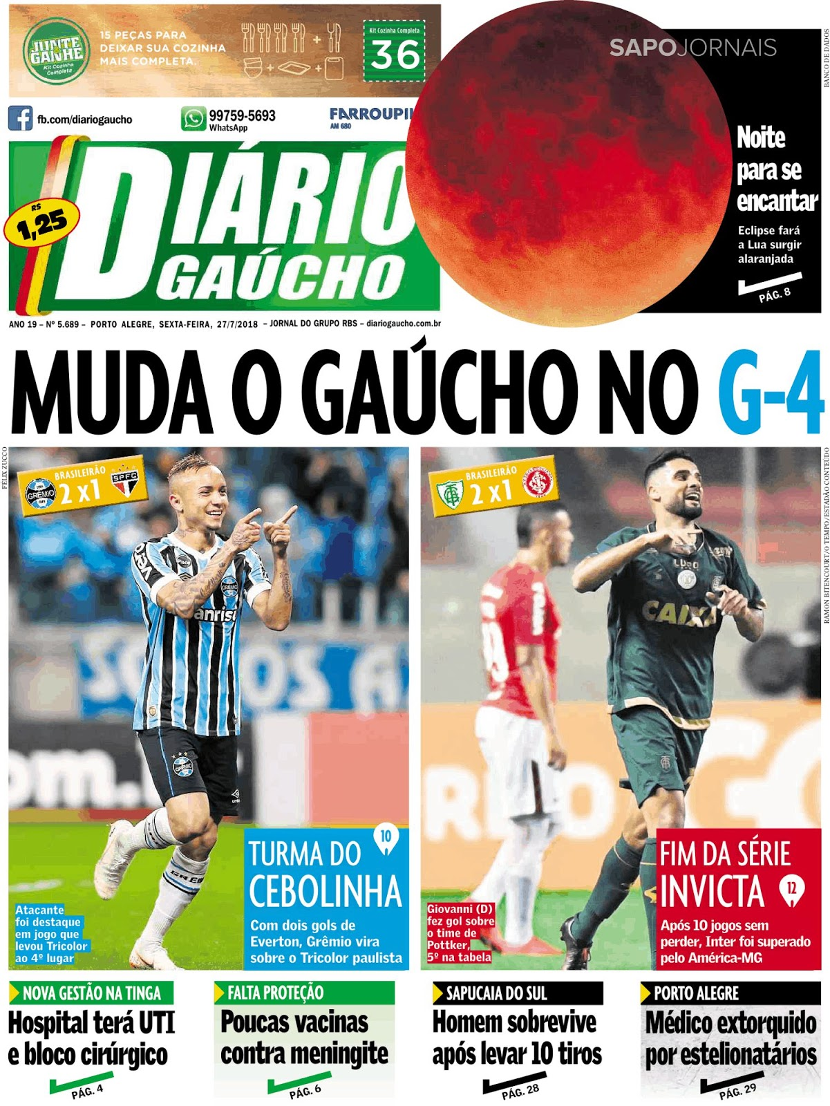 Grêmio vence São Paulo 40a3c99ca7307