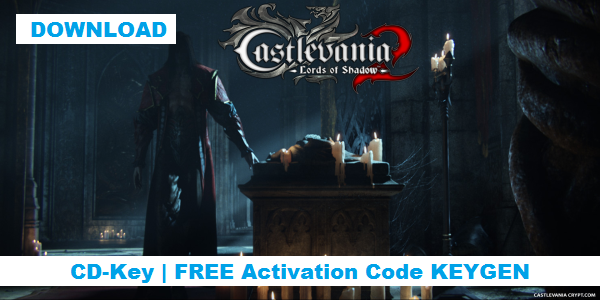 Lords of Shadow 2 free steam code