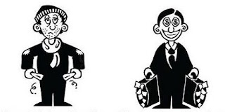 orang miskin vs orang kaya