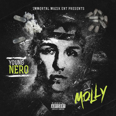 Young Nero - Molly - Album Download, Itunes Cover, Official Cover, Album CD Cover Art, Tracklist