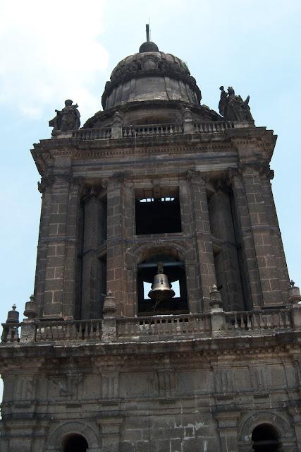 Campanas de la catedral DF