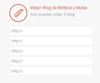 Bitacoras Blog de belleza
