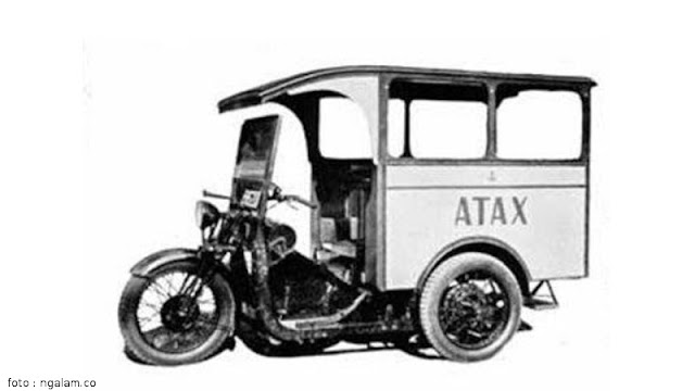 Kendaraan Atax