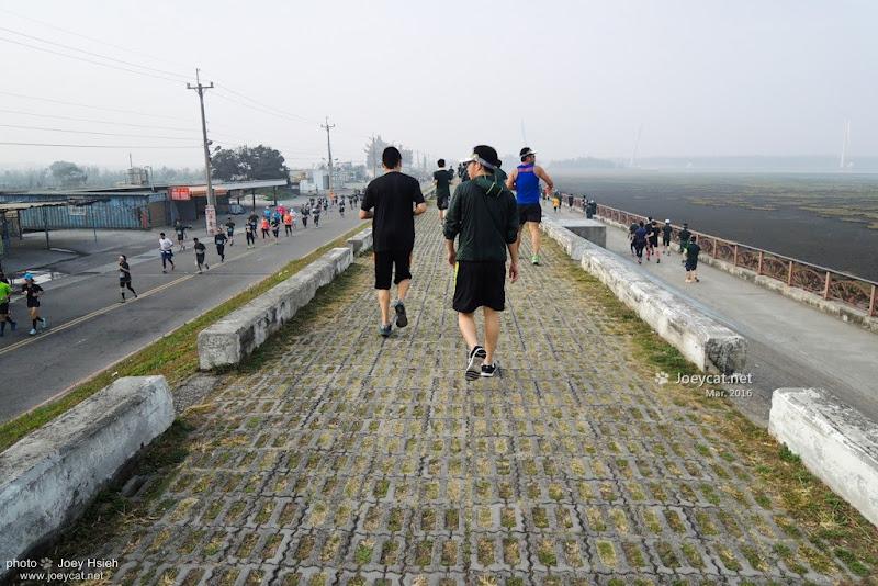 英雄馬拉松 台中港 堤防