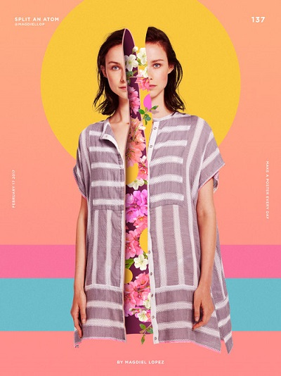 "Magdiel Lopez, ""Split an Atom"" 
