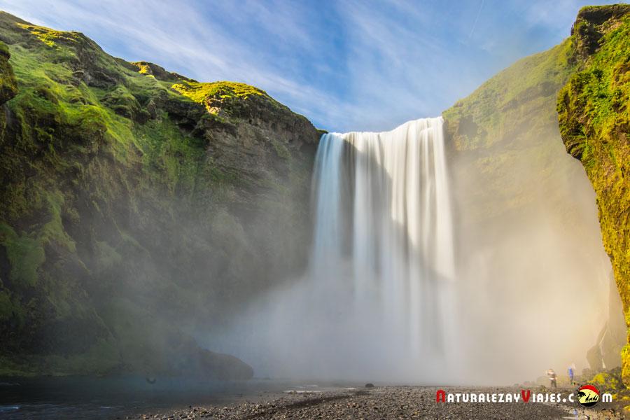 Skógafoss, Islandia
