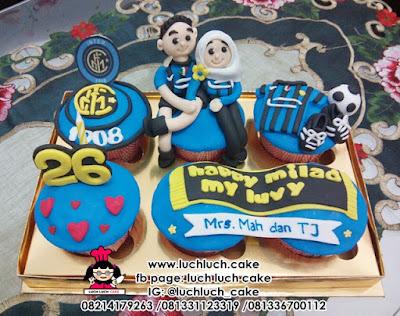 Cupcake Ulang Tahun Intermilan