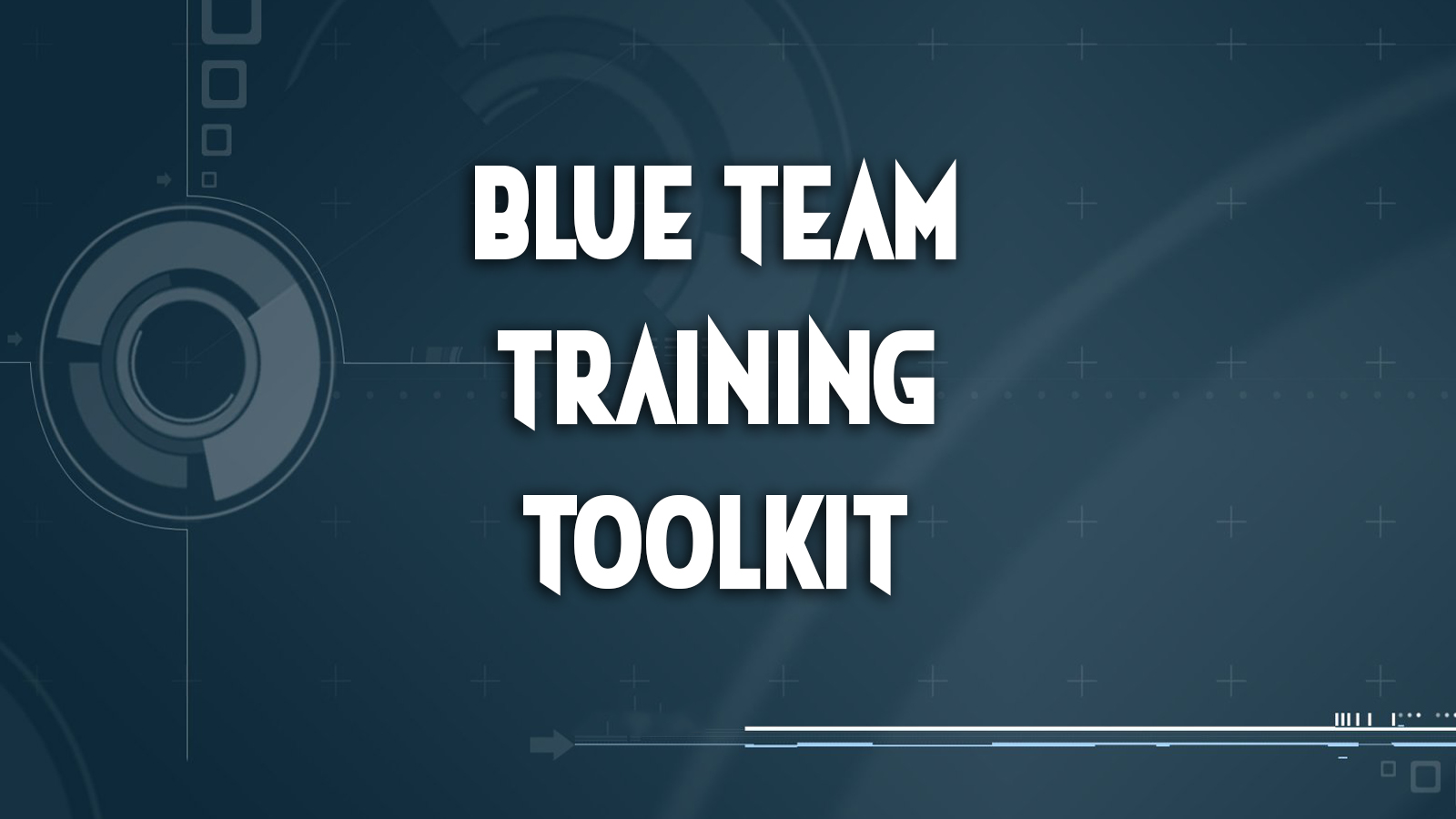 BT3 - Blue Team Training Toolkit