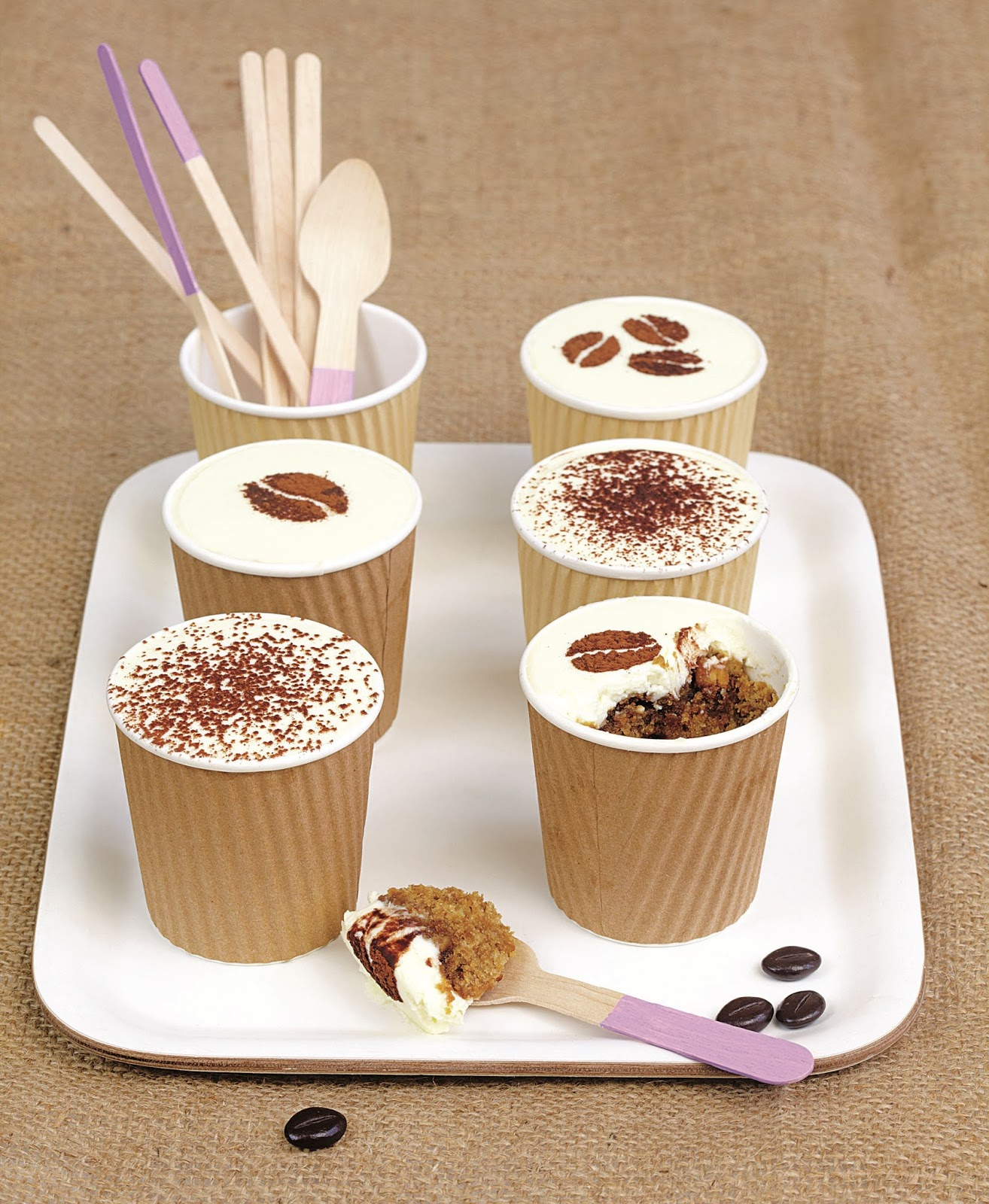3 Yummy Mug Cake Ideas:  Homemade Cakes In Cups