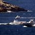 Διαψεύδει το Λιμενικό για το τουρκικό πλοίο στα Ίμια