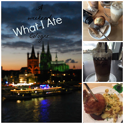 What I Ate in Cologne