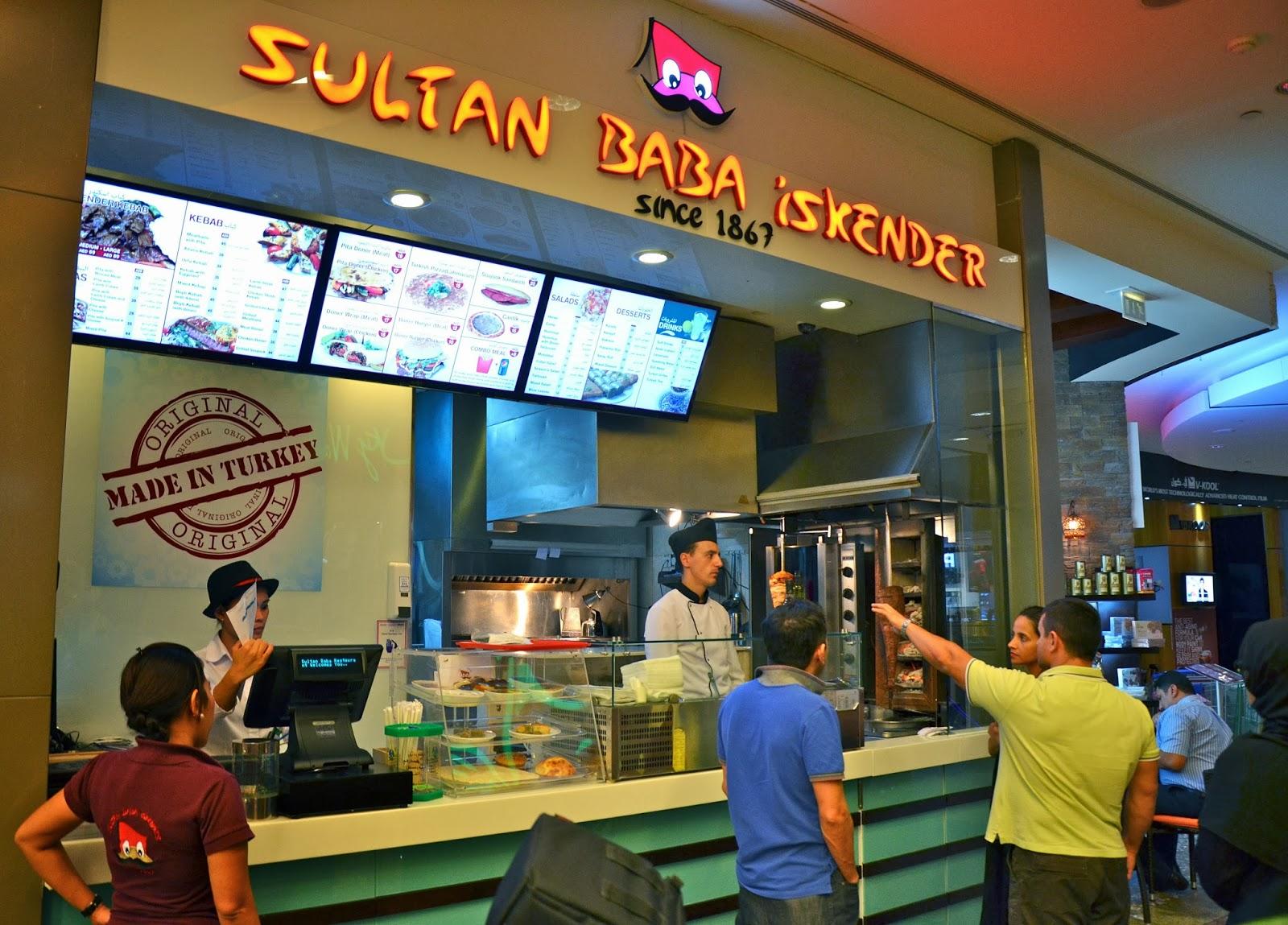 Living to EAT: Sultan Baba Iskendar - Dubai Festival City