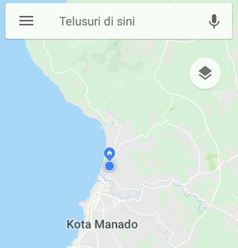 Pengalaman menjadi kontributor di google map