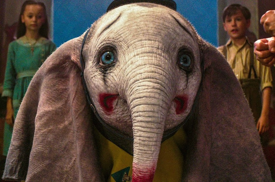 "Disney revela novos pôsteres do live-action de ""Dumbo"""
