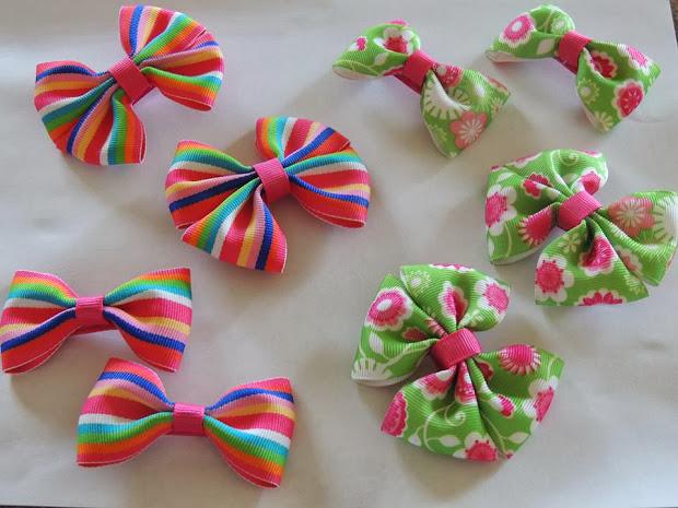 shoeboxes of love cute ribbon
