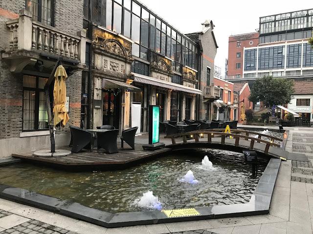 čína, china, šanghaj, shanghai, Bund, waitan, promenade, cool docks,