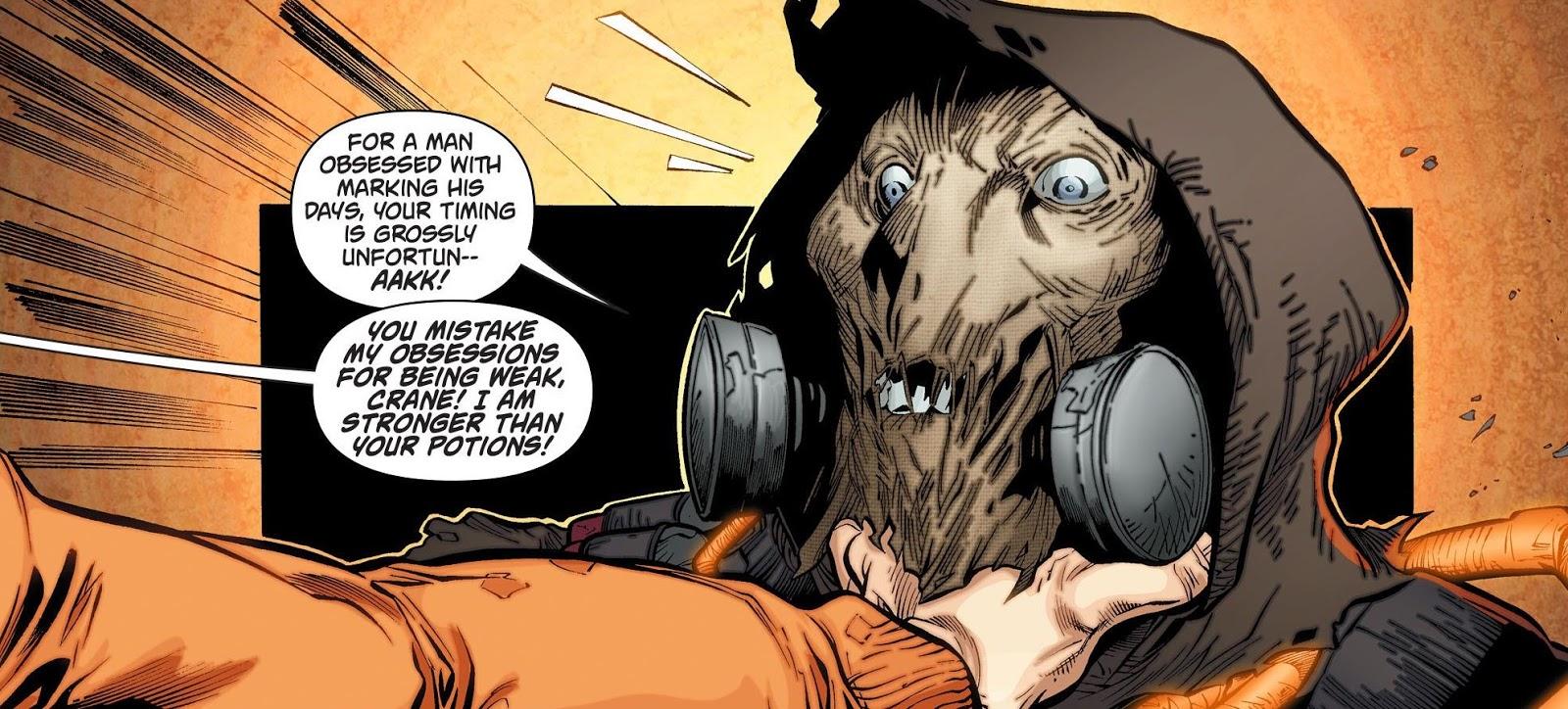 Batman Arkham Knight Comic Book