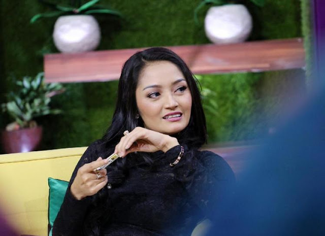 Jupe Meninggal Dunia, Siti Badriah Ingat Kenangan Vitamin Rambut
