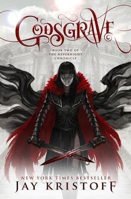Godsgrave, The Nevernight Chronicle #2, Jay Kristoff, InToriLex