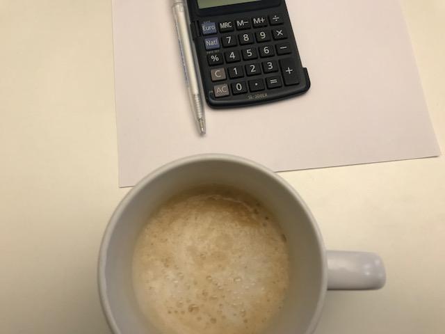 12 von 12 - Kaffee