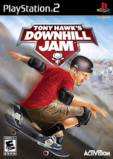 Tony Hawk's Downhill Jam (PS2) 2006