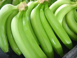 vitaminas del banano y minerales