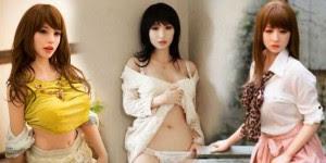 Jual Boneka full body asia original