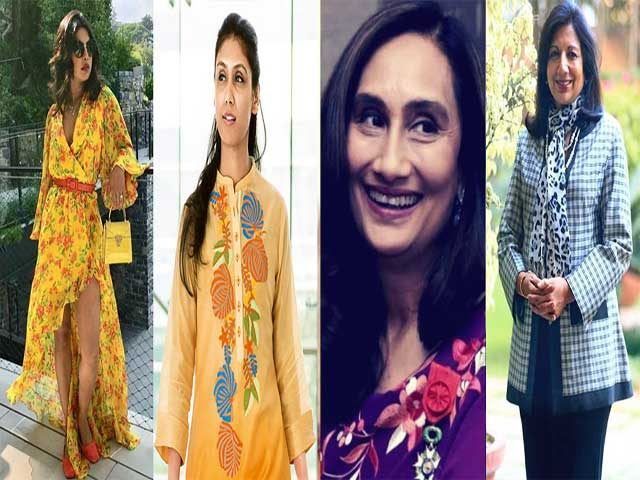 Forbes: 4 Indians in 100 powerful women in the world