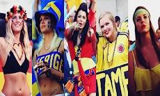 5 Negara Miliki Suporter Wanita Tercantik dan Terpopuler di Piala Dunia 2018