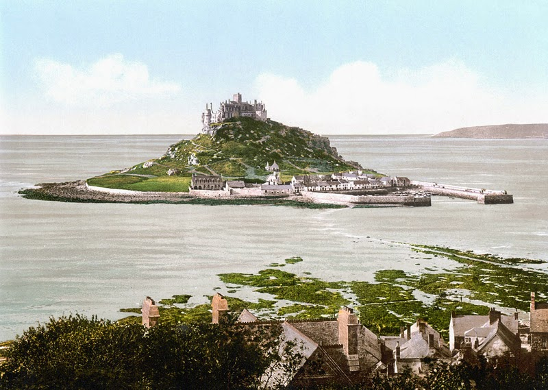 3 13 Ancient Things that don't make sense in History - st michael's mount