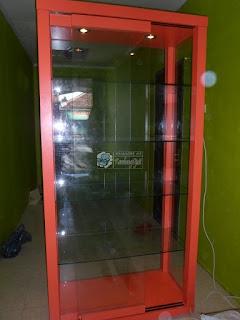 Podium - Displa Etalase - Custom Furniture Semarang