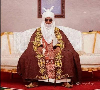 Emir of Kano Muhammadu Sunusi II