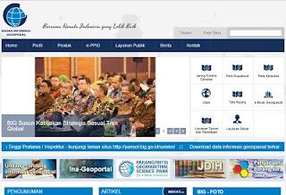 BIG-sistem-informasi-geografis-indonesia