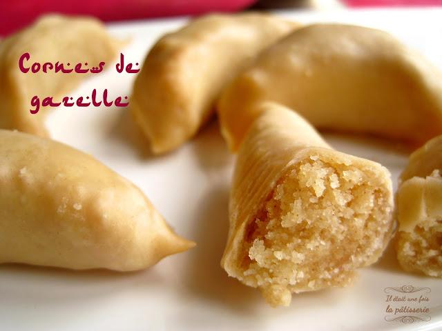 cornes de gazelle marocaines