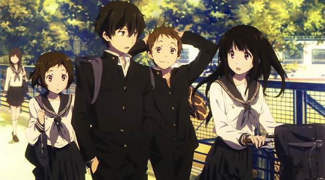 Anime Mystery Terbaik