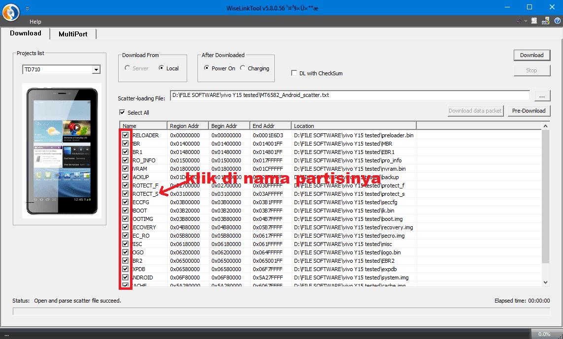 Firmware Vivo Y15 Tested | Fix Mati Total Setelah Flash