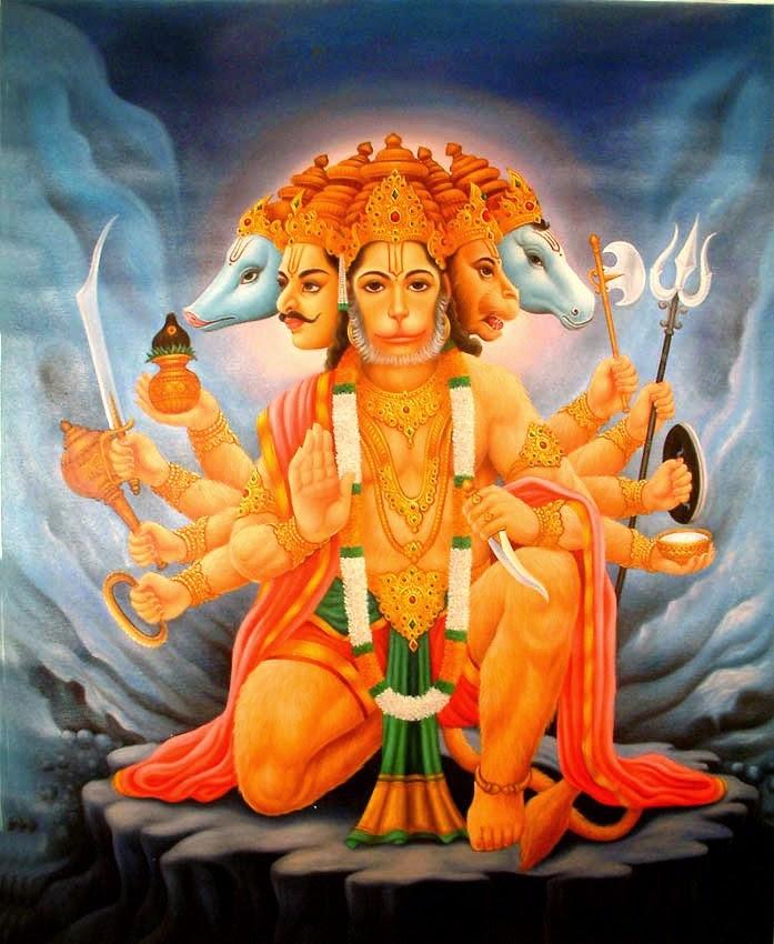 Lord Hanuman Hd Wallpaper Gods Paradise