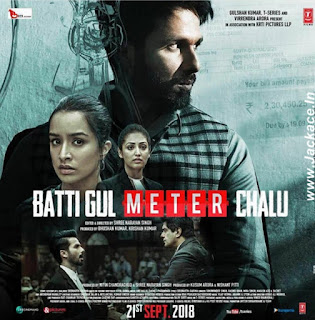Batti Gul Meter Chalu First Look Poster 4