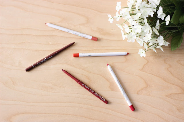 Lip Liners for Spring
