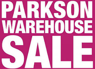 Parkson Warehouse Sale Johor 2017