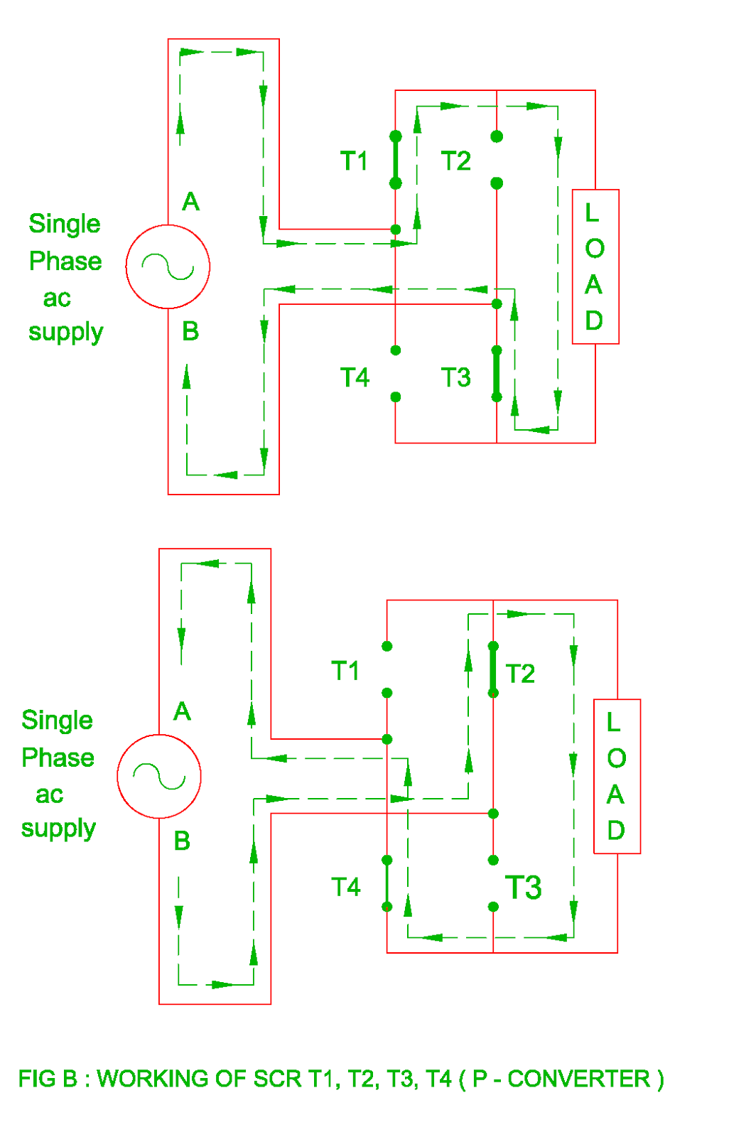 Question About Single Phase To Three Phase Conversion