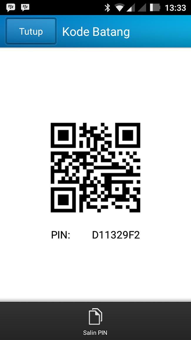 Pin BBM Management SatriaBanyumas.com : D11329F2 Online sejak 1 Syawal 1437H / 6 Juli 2016