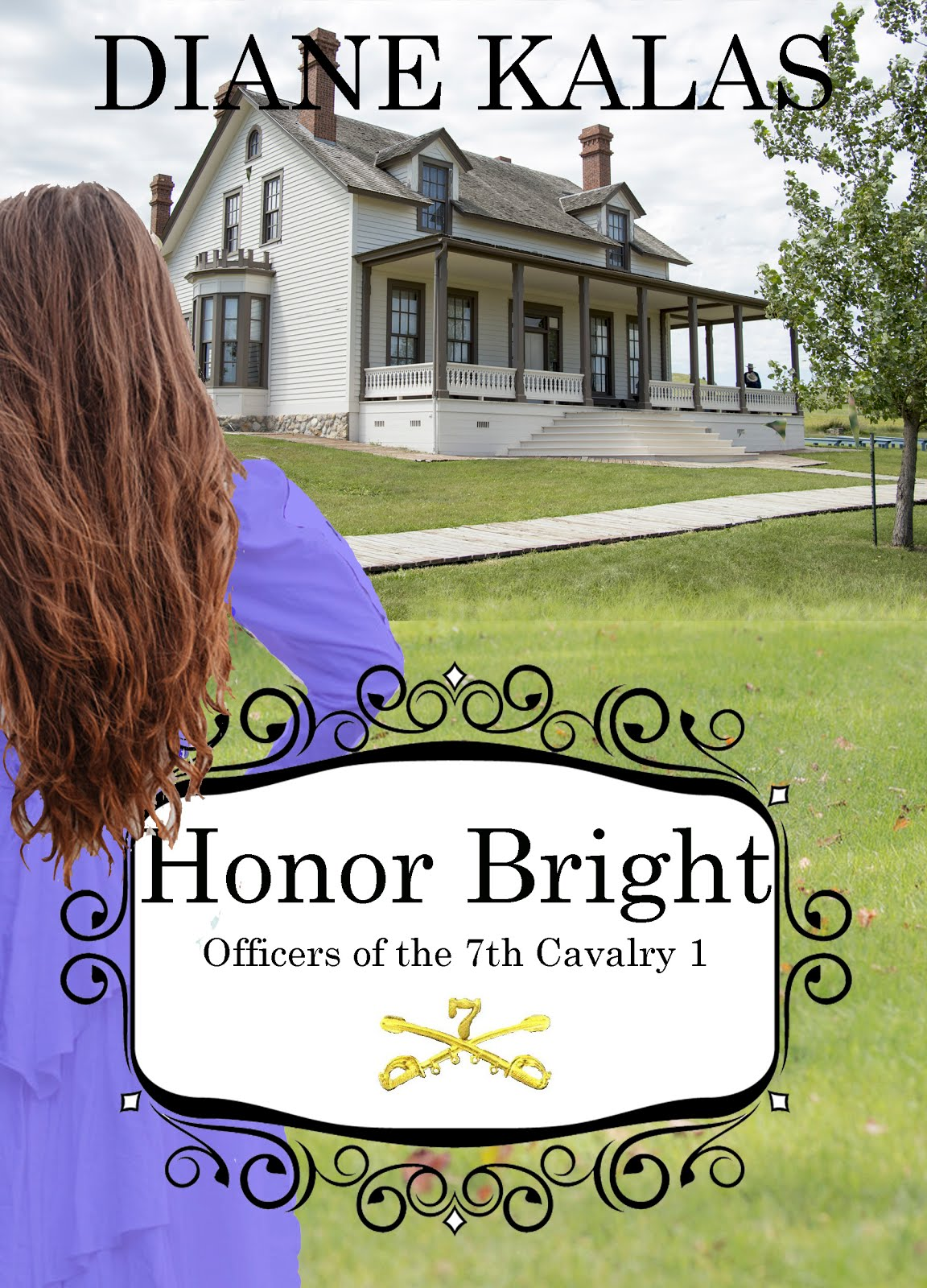 HONOR BRIGHT - An Inspirational Historical Romance Set in the West