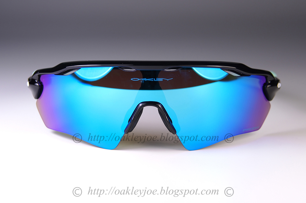 9d59d2daccd7 OJ9001-1031 Radar EV XS Path Youth Fit, also fit small adult faces polished  black + prizm black $210 lens pre coated with Oakley hydrophobic nano  solution