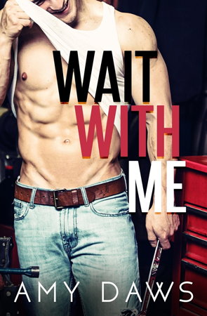 Book Review: Wait With Me (Wait With Me #1) by Amy Daws | About That Story
