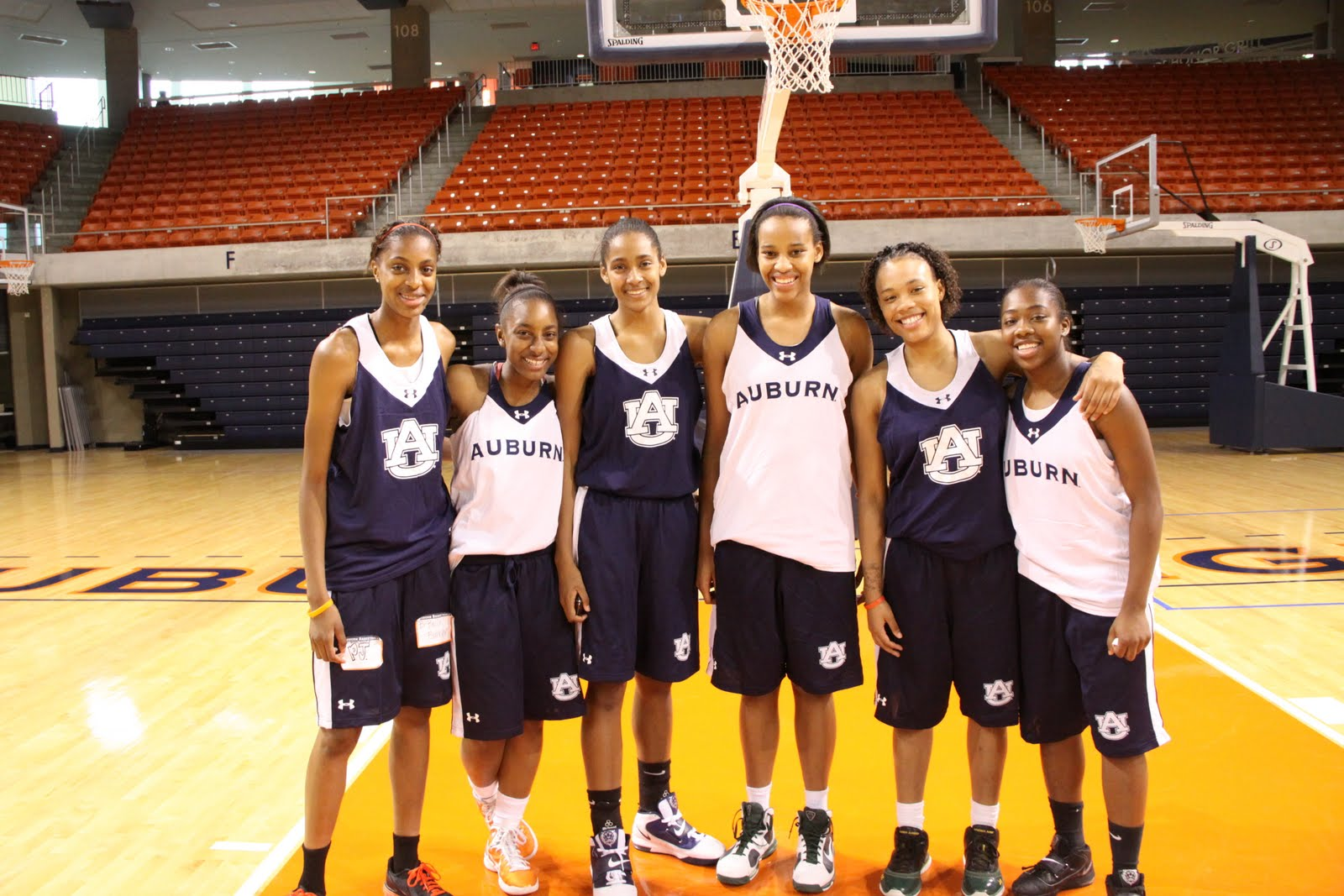 Memphis Girls Basketball Memphis Represent At Auburn Elite Camp