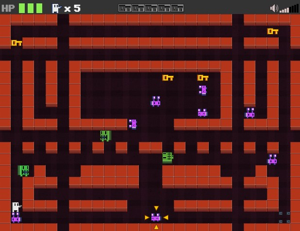Indie Retro News: CrissCross - Free browser based maze