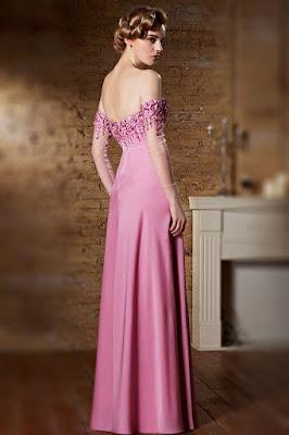 Vestidos Largos Espalda Descubierta