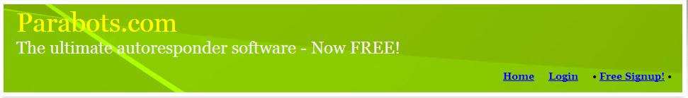 autorepondeur gratuit